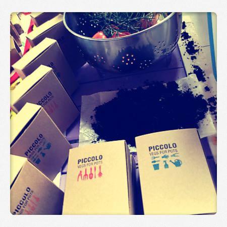 Piccolo Vegs for Pots